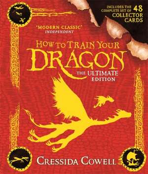 How to Train Your Dragon 01. Gift Edition de Cressida Cowell