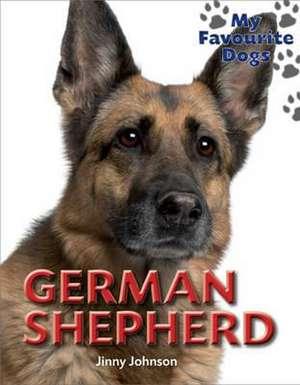 My Favourite Dogs: German Shepherd