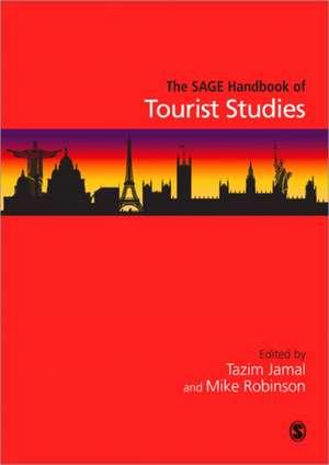 The Sage Handbook Of Tourism Studies