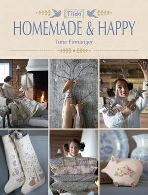 Tilda Homemade & Happy imagine