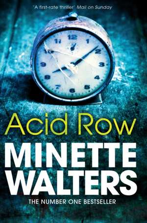 Acid Row de Minette Walters
