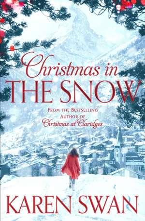 Christmas in the Snow de Karen Swan