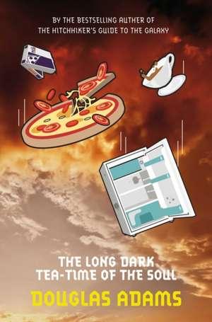 The Long Dark Tea Time of the Soul de Douglas Adams