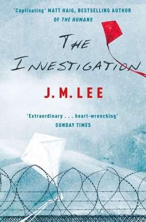 The Investigation de Jung-myung Lee