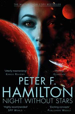 A Night Without Stars de Peter F. Hamilton