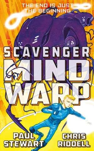Mind Warp:  The Official Guide - Bin-Tastic Updated Edition! de Paul Stewart
