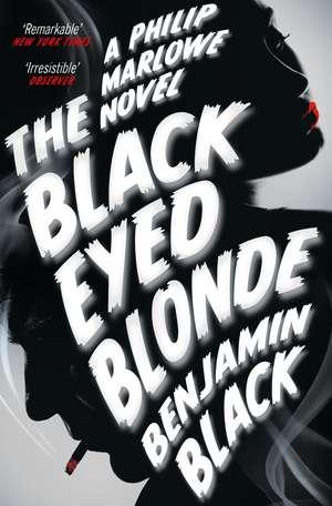 The Black Eyed Blonde