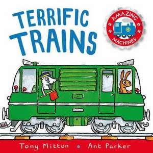 Mitton, T: Terrific Trains