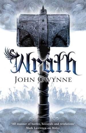 Wrath de John Gwynne
