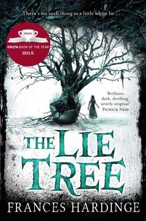 The Lie Tree de Frances Hardinge