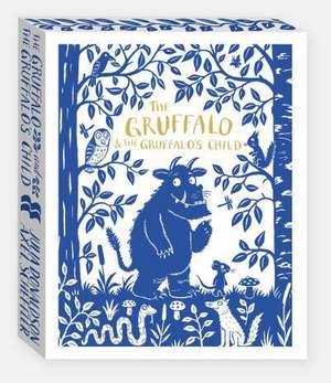 The Gruffalo and The Gruffalo's Child Gift Slipcase de Julia Donaldson