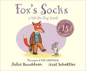 Tales from Acorn Wood Fox's Socks de Julia Donaldson