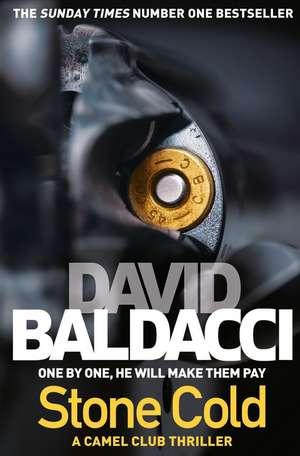 Stone Cold de David Baldacci