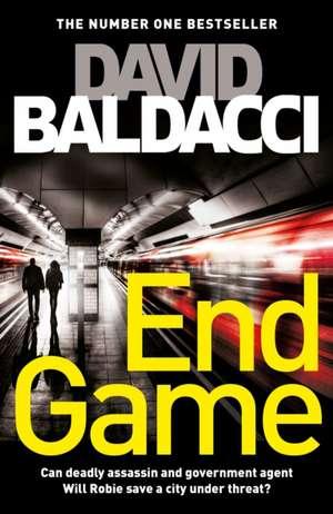 End Game de David Baldacci