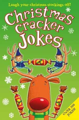 Christmas Cracker Jokes de Amanda Li