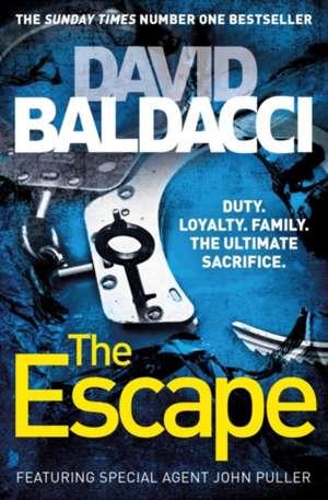 The Escape de David Baldacci