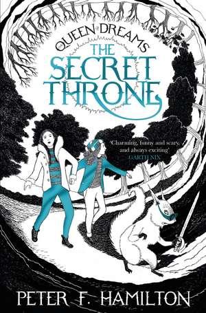 Hamilton, P: Secret Throne