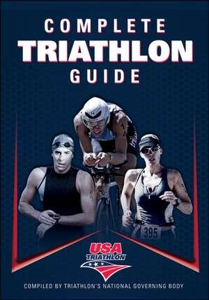 Complete Triathlon Guide imagine