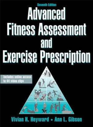 Advanced Fitness Assessment and Exercise Prescription with Access Code pdf
