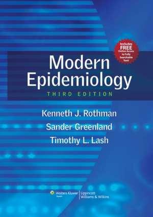 Modern Epidemiology imagine