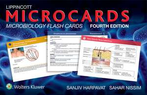 Lippincott Microcards: Microbiology Flash Cards