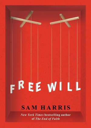 Free Will de Sam Harris