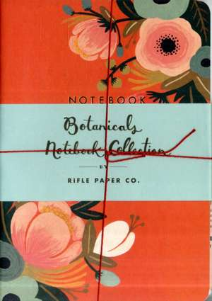 Botanicals Notebook Collection de Rifle Paper Co