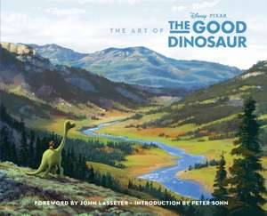 The Art of the Good Dinosaur