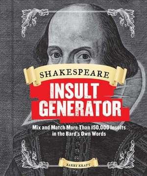 Shakespeare Insult Generator de Barry Kraft