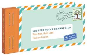 Letters to My Grandchild de Lea Redmond