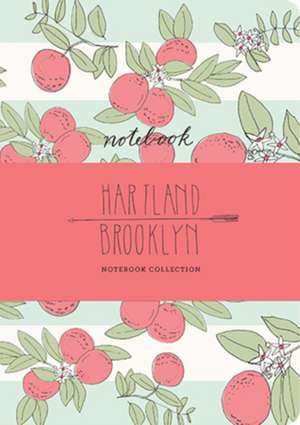 Fruit & Flowers Notebook Collection de Emily Johnson
