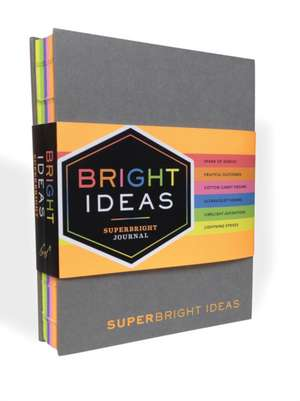 Bright Ideas Superbright Journal de Chronicle Books