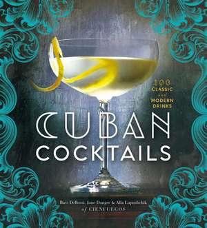 Cuban Cocktails imagine