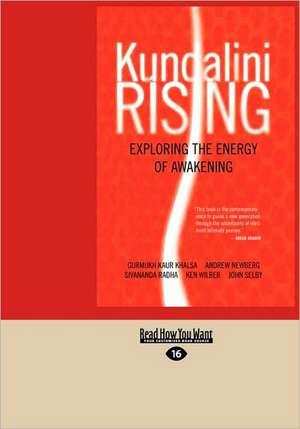 Kundalini Rising: Exploring the Energy of Awakening (Easyread Large Edition) de Gurmukh Kaur Khalsa