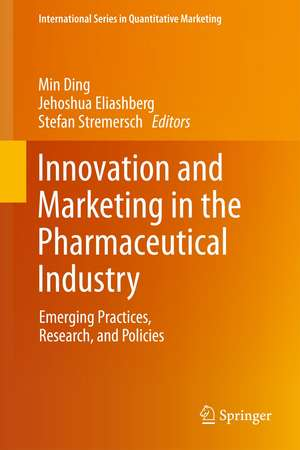 Innovation and Marketing in the Pharmaceutical Industry