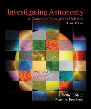 Investigating Astronomy imagine