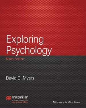 psychology david g myers pdf