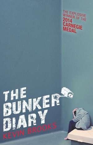 The Bunker Diary de Kevin Brooks