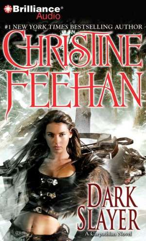Dark Slayer de Christine Feehan