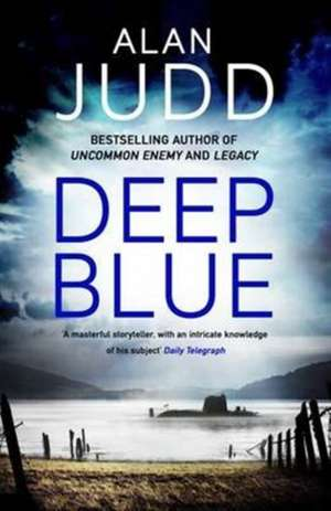 Deep Blue de Alan Judd