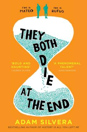 They Both Die at the End de Adam Silvera