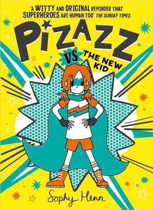 Pizazz vs the New Kid imagine