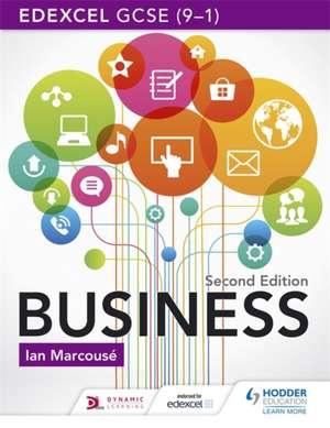 Edexcel GCSE (9-1) Business de Ian Marcousé