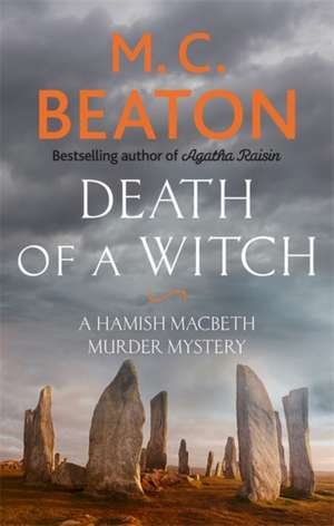 Death of a Witch de M. C. Beaton