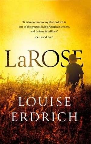 LaRose de Louise Erdrich