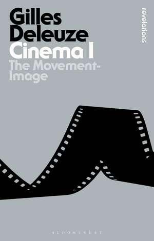 Cinema I: The Movement-Image de Gilles Deleuze