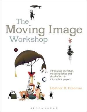 The Moving Image Workshop imagine