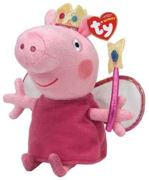 Jucărie de pluș Peppa Pig Prințesă de  TY