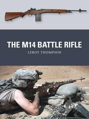 The M14 Battle Rifle imagine