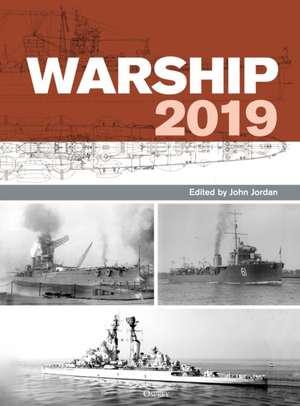 Warship 2019 de John Jordan